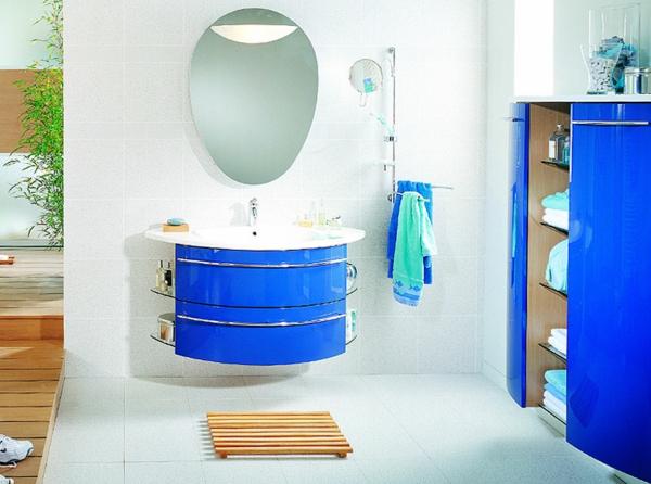 schmidt salle de bain meuble vasque salle de bain bleu suspendu - Meuble Salle De Bain Bleu