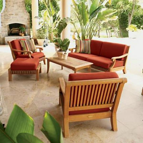 Coussin Impermeable Pour Salon De Jardin - Maison Design - Nazpo.com