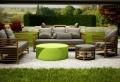 Le salon de jardin en teck est l'aménagement joli et durable pour vos extérieurs