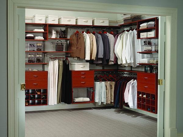 l 39 am nagement de placard. Black Bedroom Furniture Sets. Home Design Ideas