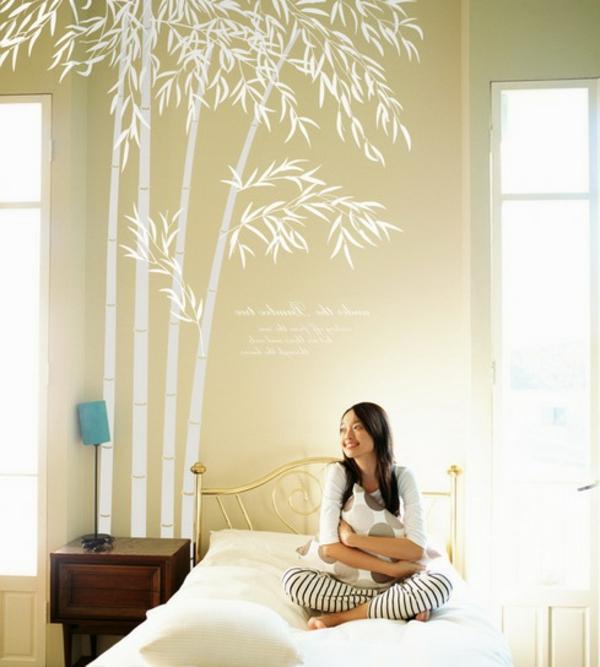 Le Sticker Bambou, C'Est Beau! - Archzine.Fr