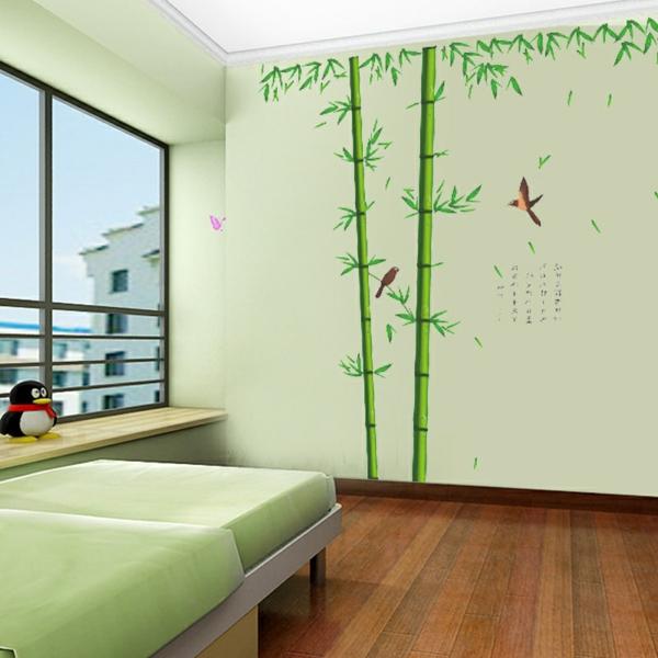 sticker-bambou-vert