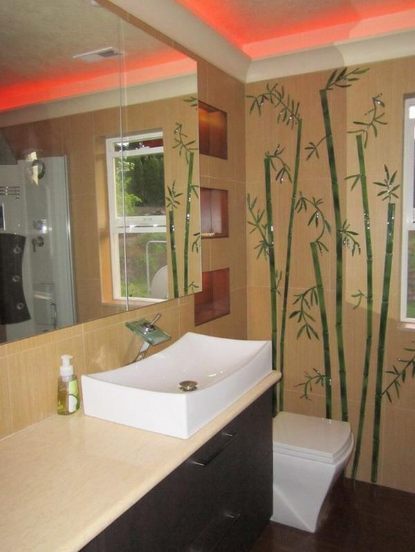 sticker-bambou-de-salle-de-bains
