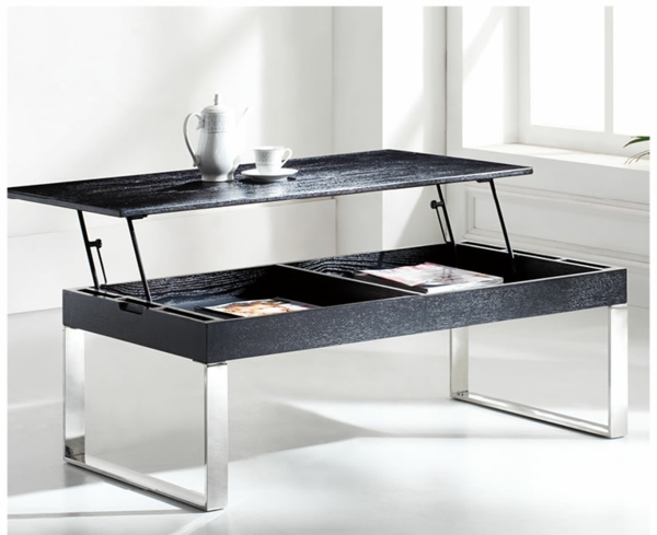 Hauteur d une table basse home design architecture - Table basse reglable ...