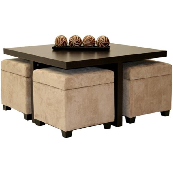 table-basse-avec-pouf-rectangulaires
