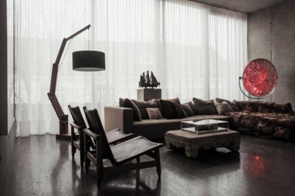 La table basse industrielle pour relooker vos chambres for Interieur artistique