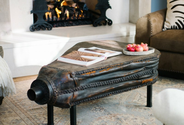table-basse-industrielle-design-original