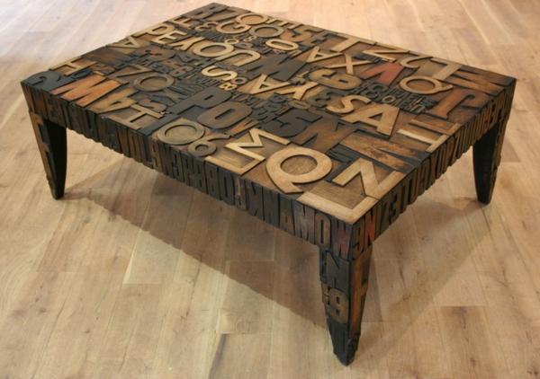La table basse industrielle pour relooker vos chambres for Table industrielle loft