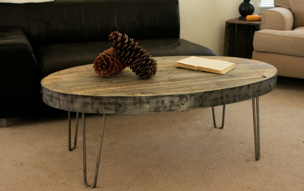 table-basse-industrielle-design-rond