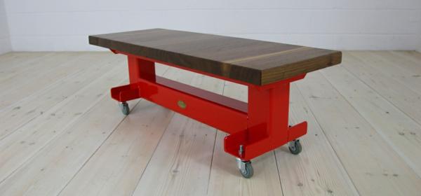 la table basse industrielle pour relooker vos chambres. Black Bedroom Furniture Sets. Home Design Ideas