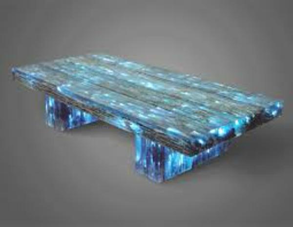 table-basse-lumineuse-bleue