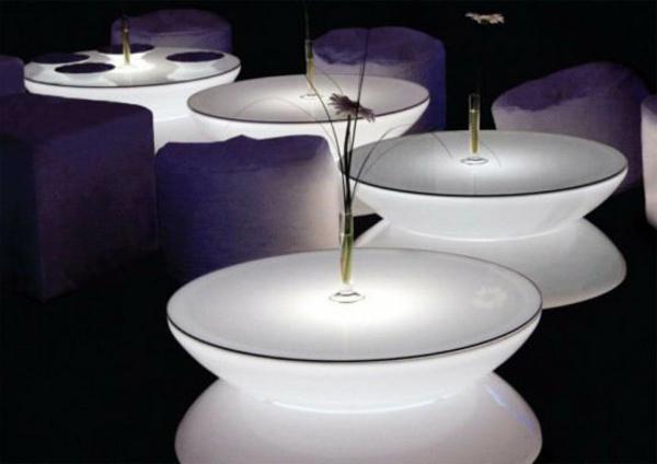 table-basse-lumineuse-tables-lumineuses-d'extérieur-lueur-blanche