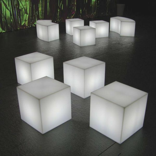 ★ La table basse lumineuse illumine vos fêtes et vos soirées