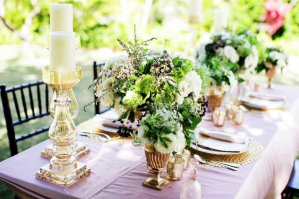 table-décoration-floral-de-mariage