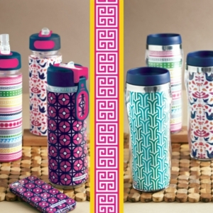 La tasse thermos - designs créatifs et colorés