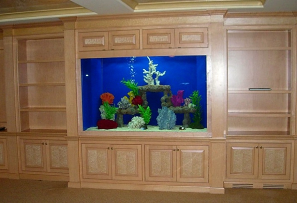 Aquarium Maison Chambre Coucher Grand Aquarium Chambre Coucher ...