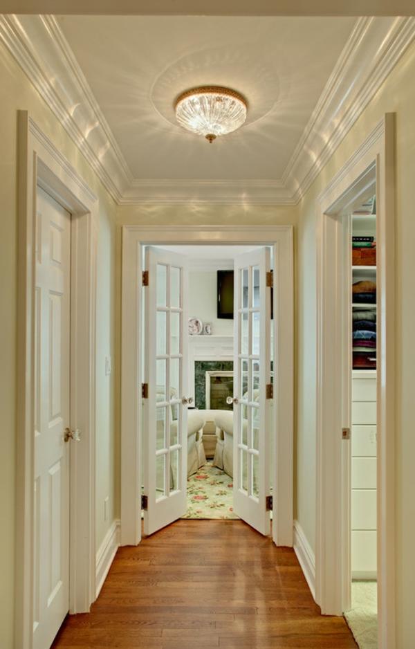 portes-intérieures-vitrées-un-couloir
