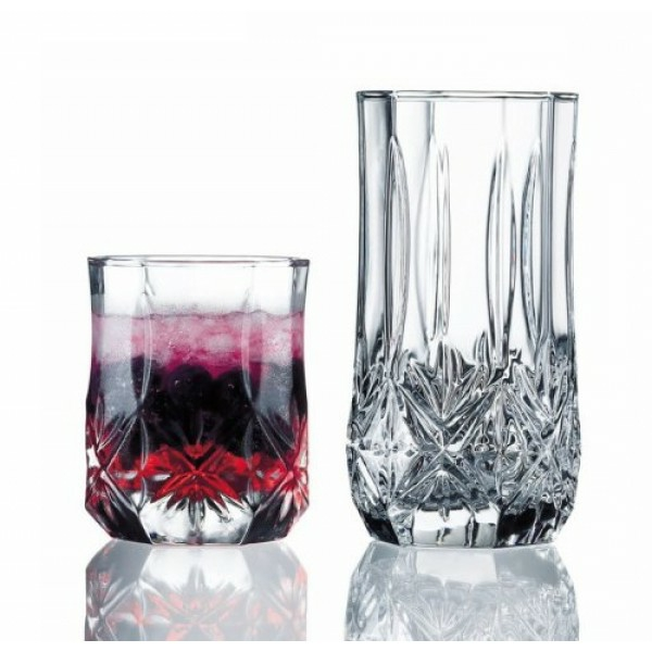 le verre luminarc est une d co fantastique pour vos f tes. Black Bedroom Furniture Sets. Home Design Ideas