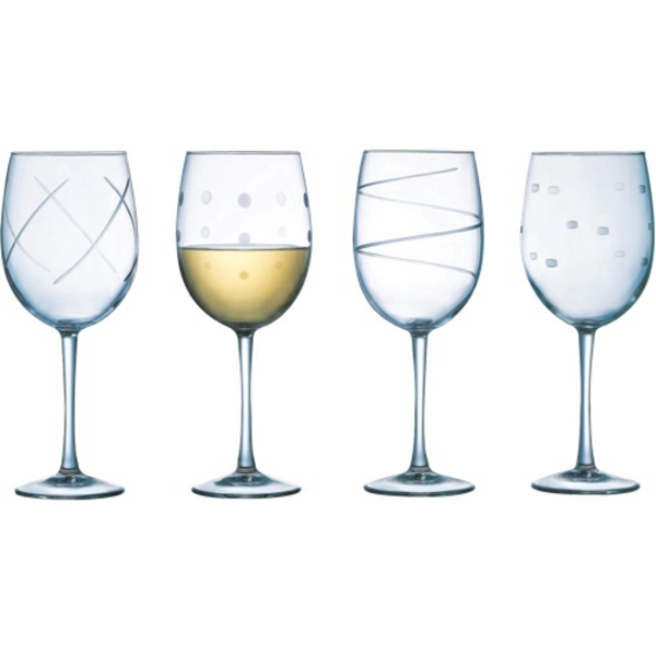 verre a vin a leclerc