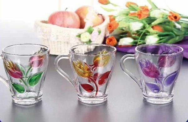 verre-luminarc-verres-décorées