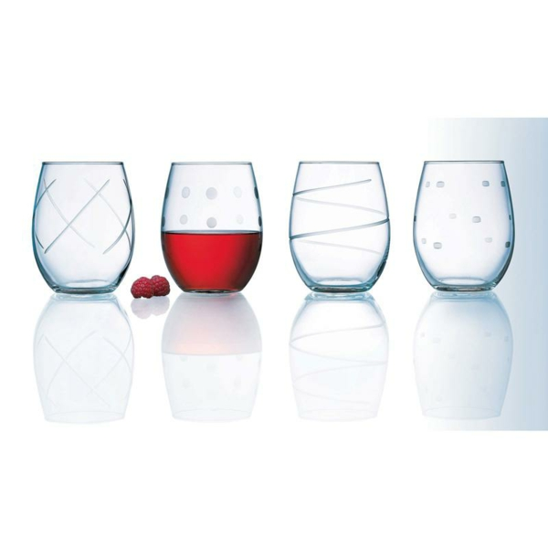 luminarc verre a vin. Black Bedroom Furniture Sets. Home Design Ideas