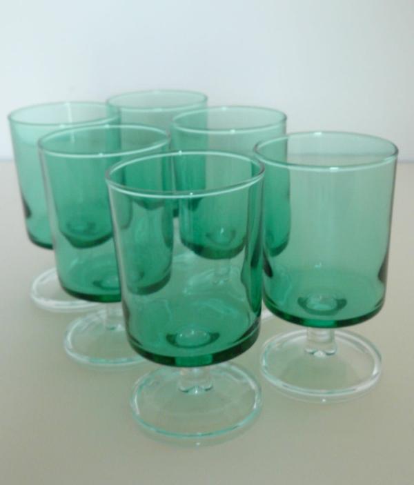 verre-luminarc-verres-verts