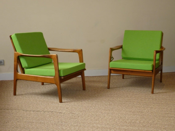 le fauteuil design scandinave. Black Bedroom Furniture Sets. Home Design Ideas