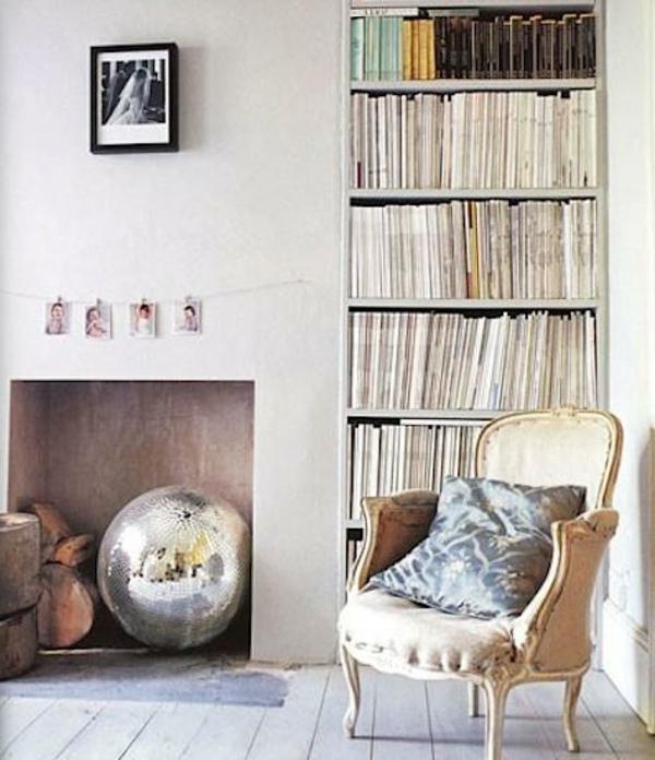 vintage-style-cheminée