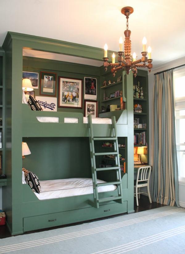 vintage-style-construction-pour-la-chambre-à-coucher
