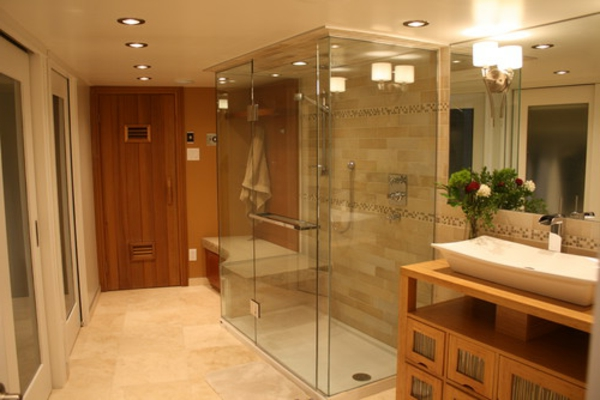 élégante-deco-de-salle-de-bain