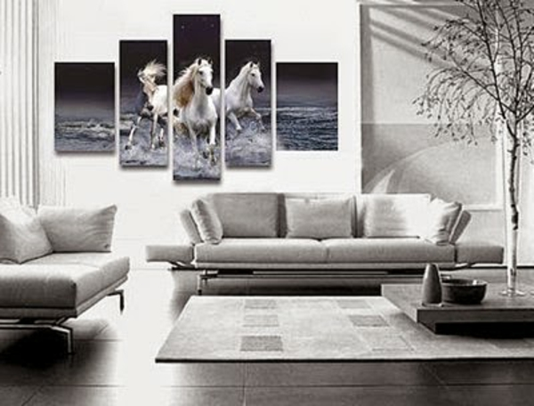 Living-room-wall-art-horses-poster-resized