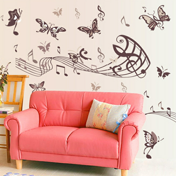 New-2014-removable-Butterfly-Dancing-Music-note-home-decoration-poster-Wall-Stickers-for-living-room-resized