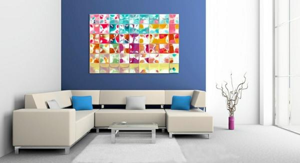 atractive-salon-claire-et-propre-avec-des-meuble-blanc-et-mur-acent-en-bleu