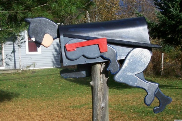 batman-décoration-pour-la-boite-postal