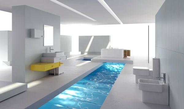 Salle de bain et d co minimaliste 117 photos uniques for Decoration maison salle de bain