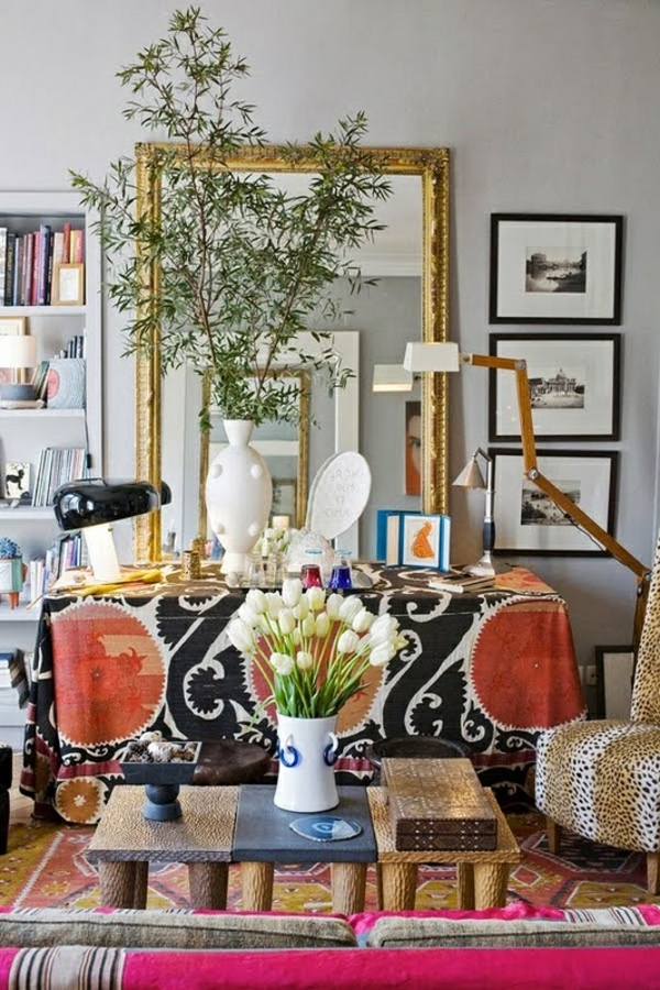 bohemian-apartment-decor