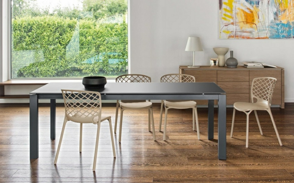 chaise-calligaris-chaises-beiges