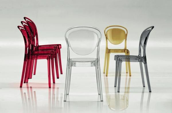 la chaise calligaris praticit et style. Black Bedroom Furniture Sets. Home Design Ideas