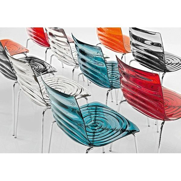 ❤ La chaise calligaris – praticité et style