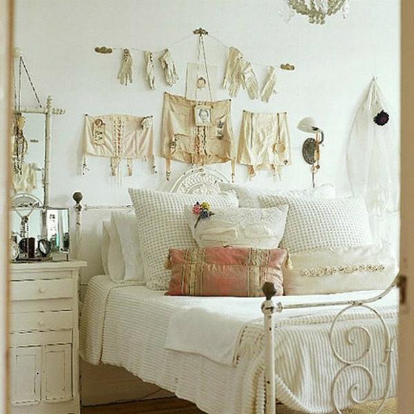 chambre-à-coucher-en-vintage