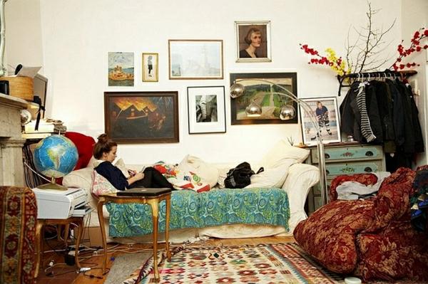 la d co boh me chic est unique. Black Bedroom Furniture Sets. Home Design Ideas