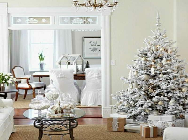 classique-décoration-pour-une-maison-contemporain