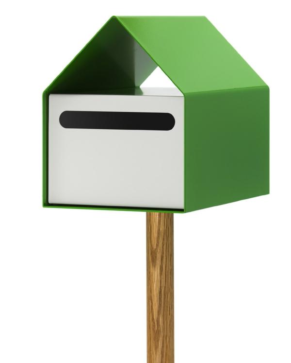 cool-contemporain-idée-en-blanc-et-vert