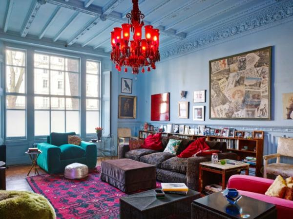 cool-couleur-décoration-du-salon