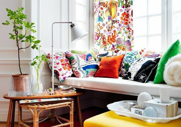 La d co boh me chic est unique - Les differents styles de decoration d interieur ...