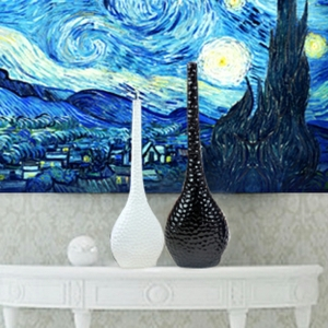 La vase art déco pour la maison