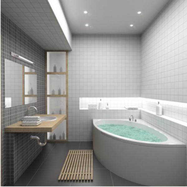 cool-design-pour-la-baignoire-en-blanc-pour-un-eau-propre