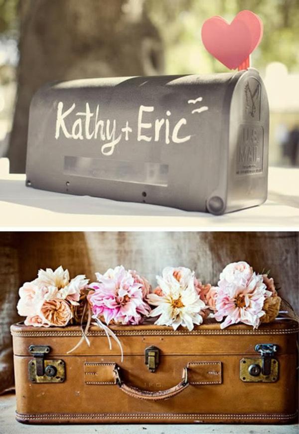 cool-vintage-boite-dans-un-valise-et-une-idée-mignon-pour-un-modèle-métalique