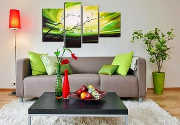 creative-living-room-wall-art-poster-color-as-pillows-resized