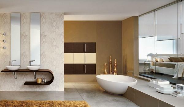 déco-de-salle-de-bain-avec-un-design-unqiue-pour-double-lavabo